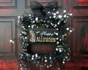 The Event Group, Halloween Parties, Pittsburgh, events, Event Group Productions, Halloween, wreath, decorations