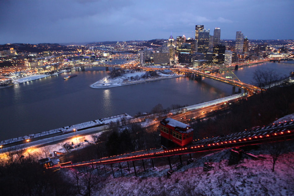 The Event Group | Pittsburgh, PA | Event planner | wedding planner | Valentine's Day | Things to Do | Duquesne Incline