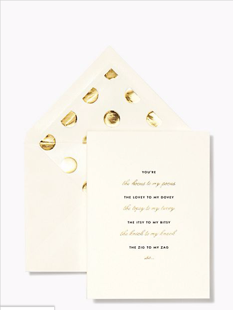 The Event Group | Pittsburgh, PA | wedding planner | Event planner | our favorite things | Kate Spade | bridal | bridesmaid invites