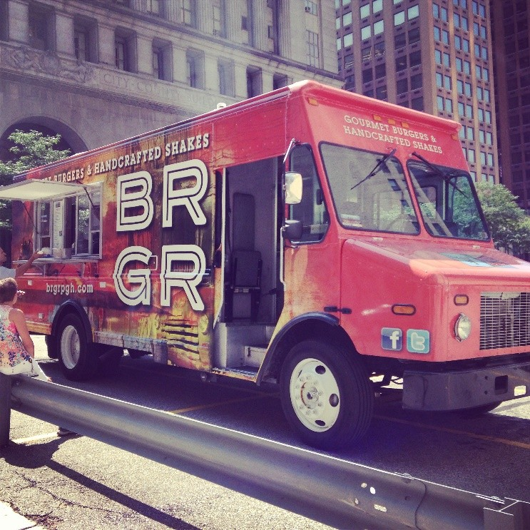 The Event Group | Pittsburgh, PA | event planner | wedding planner | food trucks | BRGR