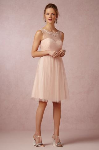 BHLDN Chloe Bridesmaid Dress | The Event Group, Pittsburgh wedding and event planner