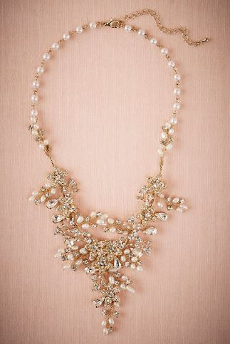 BHLDN Ciosa necklace | The Event Group, Pittsburgh wedding and event planning