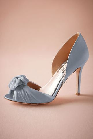 BHLDN D'orsay pumps | The Event Group, Pittsburgh Wedding and Event Planners