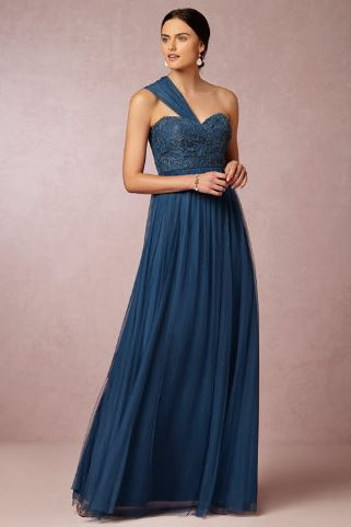 BHLDN Juliette bridesmaid dress | The Event Group, Pittsburgh wedding and event planning