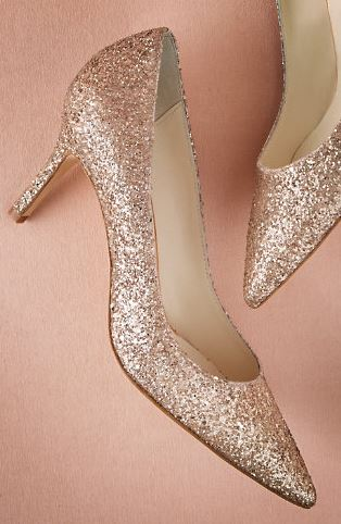 BHLDN Vivacite heels | The Event Group, Pittsburgh wedding and event planners