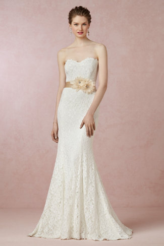 BHLDN Seraphina Bridal Gown | The Event Group, Pittsburgh Wedding and Event Planning