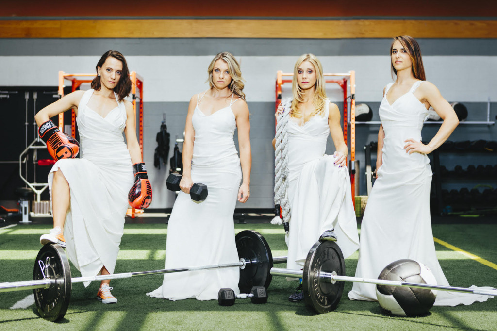 SHAPE Training Pittsburgh bridal workout | The Event Group, Pittsburgh wedding and event planners