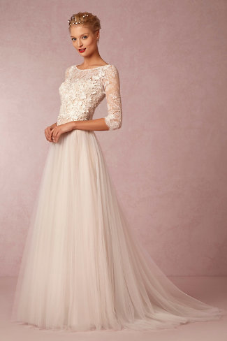 BHLDN Amelie Bridal Gown | The Event Group, Pittsburgh Wedding and Event Planning