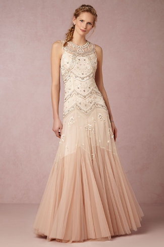 BHLDN Cate Gown | The Event Group, Pittsburgh Wedding and Event Planning