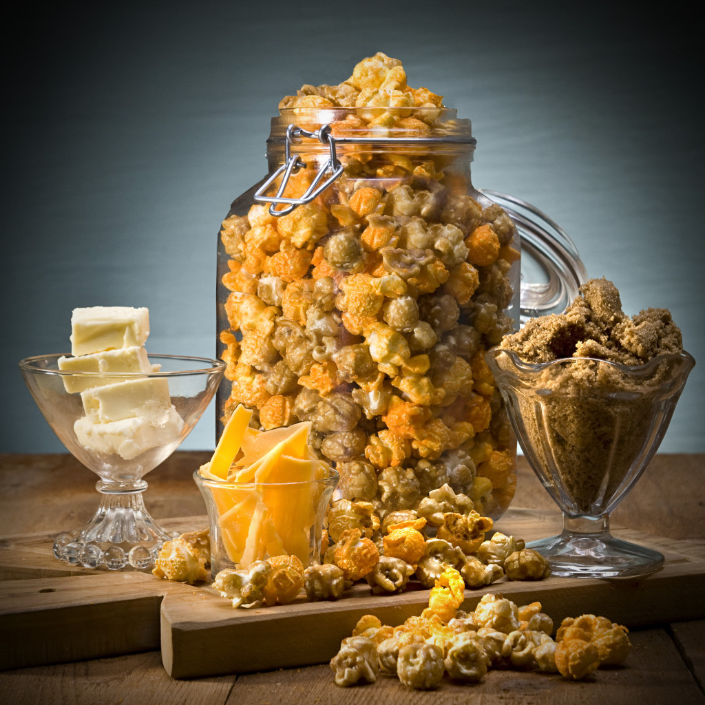 Pittsburgh Popcorn Company wedding reception snacks | The Event Group, Pittsburgh wedding planning