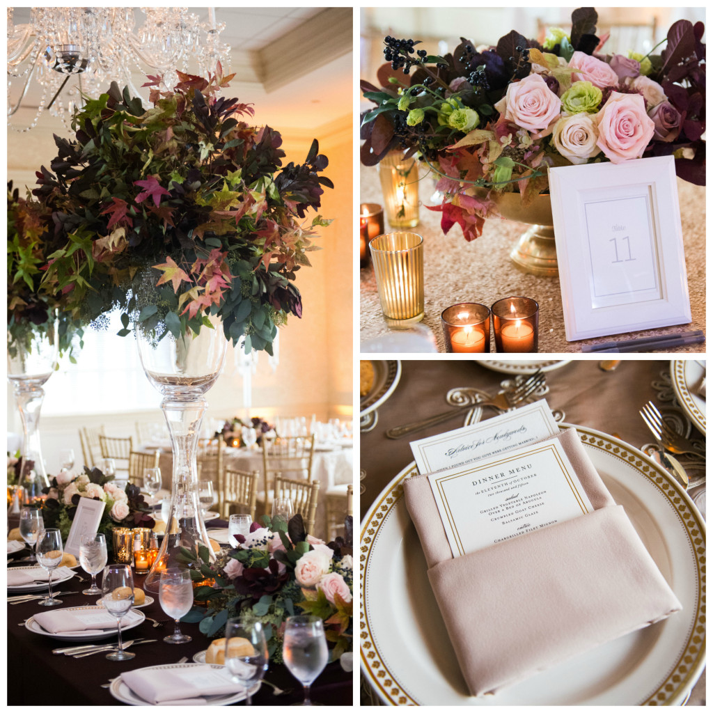Golden Fall Wedding 2015